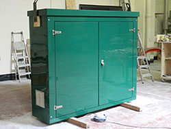 GRP Cabinet manufacture